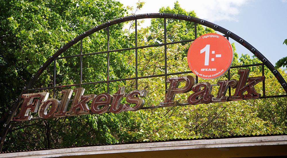 Peab Bostad – Folkets Park